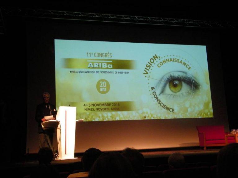11ème congrès ARIBa à Nîmes